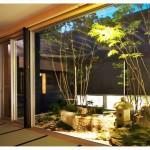 37034006 仏間(御蔵)舟石の庭 ライトアップ_R